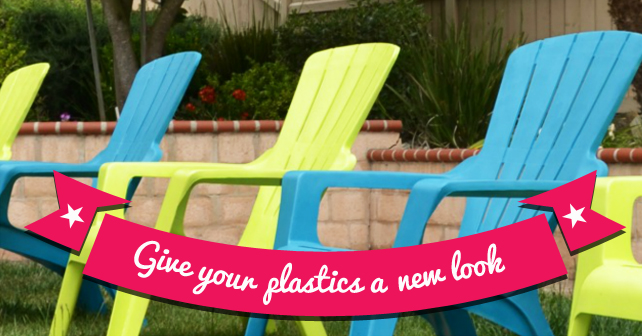 Give your plastics a new look
