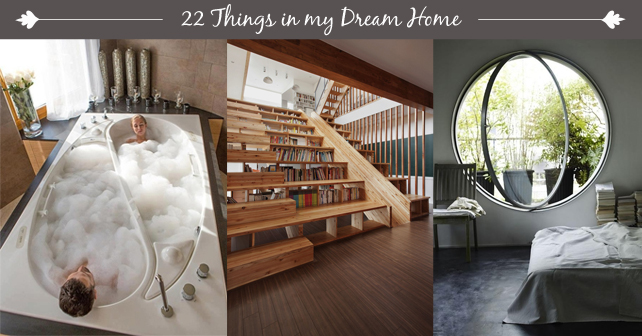 Inside Of Dream Houses] Luxury Dream Homes That Everyone Will Want ...