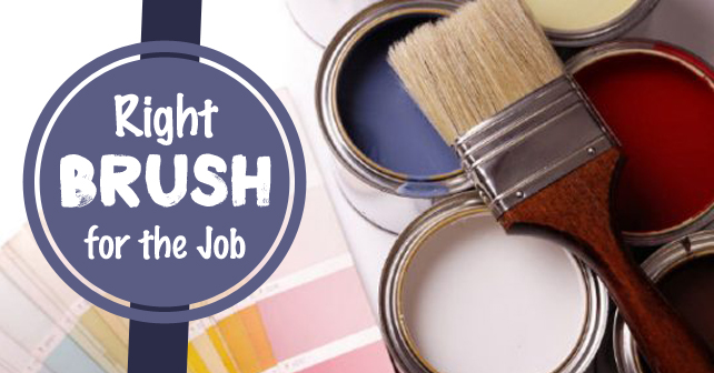 Right Brush for the Job 2