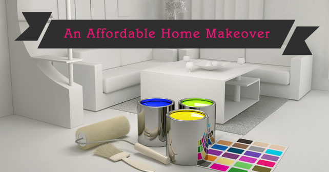 An Affordable Home Makeover 2