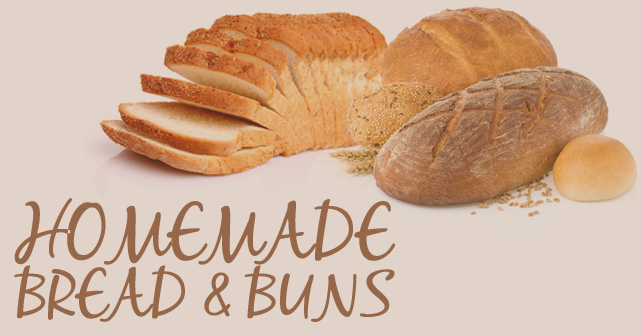 how to make homemade bread, bread rolls and buns